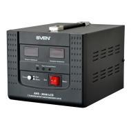 Стабилизатор SVEN AVR-2000 LCD