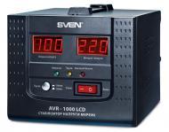 Стабилизатор SVEN AVR-1000 LCD