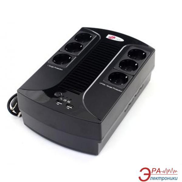 ИБП PrologiX Standart 650VA (ST650VAP6C)