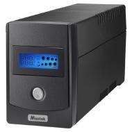 ИБП Mustek PowerMust 800 LCD (800-LCD-LIS-T10)
