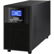 ИБП Mustek PowerMust 1000 LCD Online IEC 1000VA/900W (1000-LCD-ON-T20)
