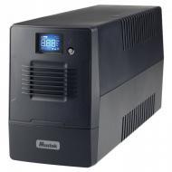 ИБП Mustek PowerMust 800 LCD , Line Int., Schuko (800-LCD-LI-T10)