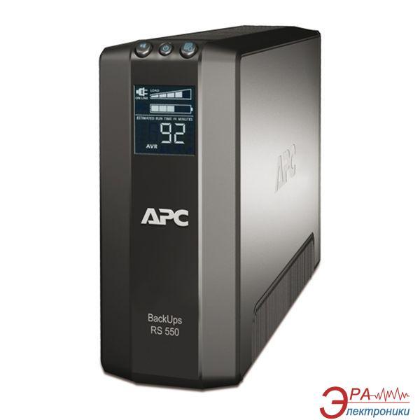 ИБП APC Back-UPS RS 550VA LCD (BR550GI)
