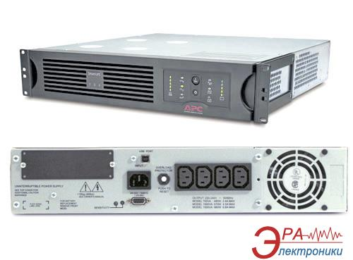 ИБП APC Smart-UPS RM 750VA 2U (SUA750RMI2U)