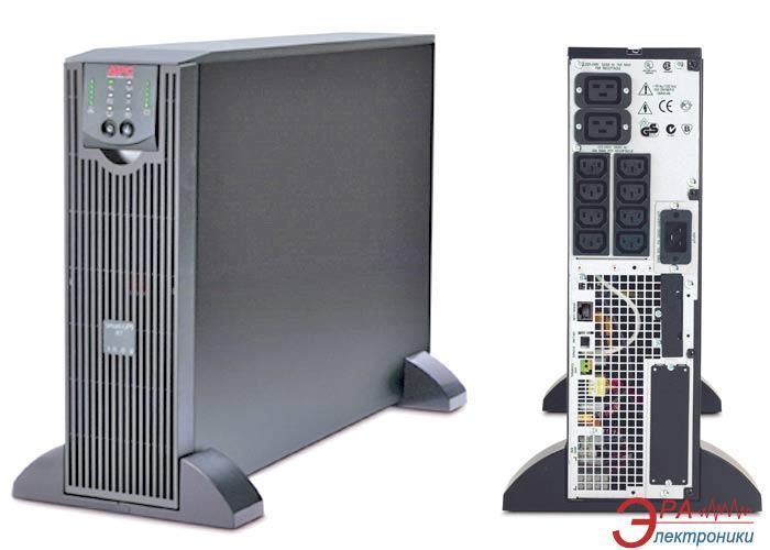 ИБП APC Smart-UPS RT 3000VA (SURTD3000XLI)