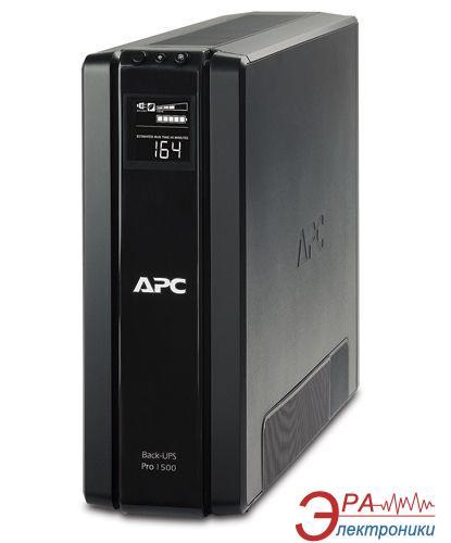 ИБП APC Back-UPS Pro 1500VA CIS (BR1500G-RS)