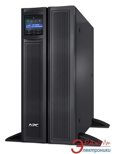 ИБП APC Smart-UPS X 2200VA Rack/Tower LCD (SMX2200HV)