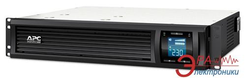 ИБП APC Smart-UPS C RM 3000VA LCD (SMC3000RMI2U)