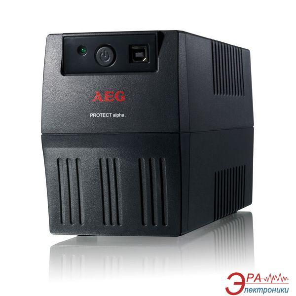 ИБП AEG PROTECT alpha 600 (6000014747)