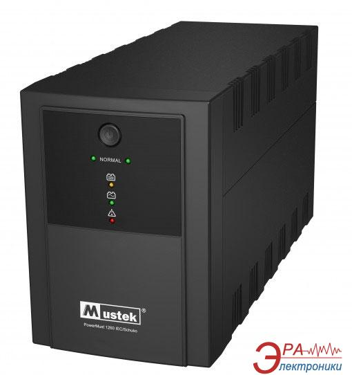 ИБП Mustek Power Must 1260 (98-LIC-L1060)