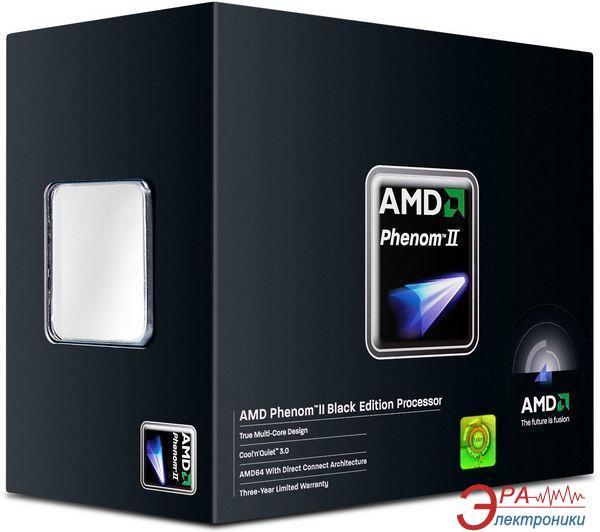 Процессор AMD Phenom II X6 1100T Black Edition AM3 Box