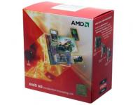 Процессор AMD A8 X4 3850 (AD3850WNGXBOX) socket FM1 Box
