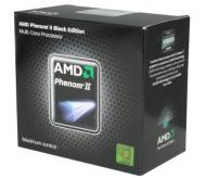 Процессор AMD Phenom II X4 980 Black Edition AM3 Box