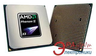 Процессор AMD Phenom II X3 720 (HDZ720WFK3DGI) AM3 Tray