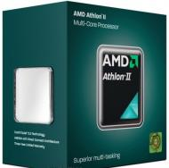 Процессор AMD Athlon II 64 X2 270 (AWAWADX270OCGMBOX) AM3 Box