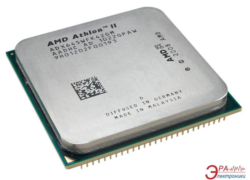 Процессор AMD Athlon II 64 X4 645 AM3 Tray