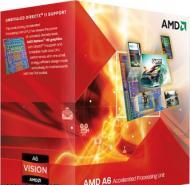 ��������� AMD A4 X2 3400 (AD3400OJGXBOX) socket FM1 Box