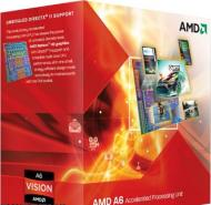 ��������� AMD A6 X3 3500 (AD3500OJGXBOX) socket FM1 Box