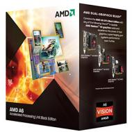 Процессор AMD A6 X4 3670K (AD3670WNGXBOX) socket FM1 Box