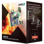��������� AMD A6 X4 3670K (AD3670WNGXBOX) socket FM1 Box