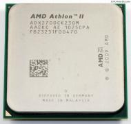 Процессор AMD Athlon II 64 X2 270 (ADX270OCK23GM) AM3 Tray