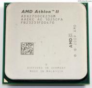 Процессор AMD Athlon II 64 X2 270 (ADX270OCK23GM) AM3 Tray