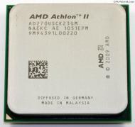 ��������� AMD Athlon II 64 X2 270U (AD270USCK23GM) AM3 Tray