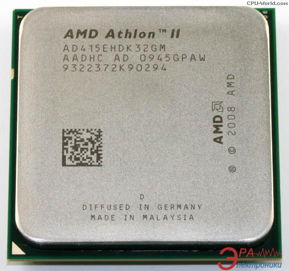 Процессор AMD Athlon II 64 X3 415e (ADX415EHDK32GM) AM3 Tray