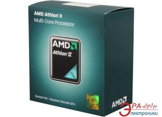 Процессор AMD Athlon II 64 X4 641 socket FM1 Box