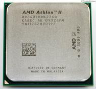Процессор AMD Athlon II 64 X2 240e (AD240EHDK23GM) AM3 Tray