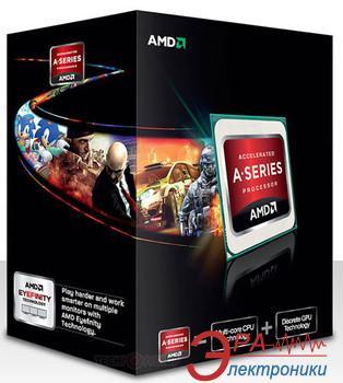 Процессор AMD A10 X4 5800K (AD580KWOHJBOX) socket FM2 Box