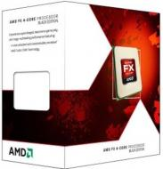 Процессор AMD FX 4100 Black Edition AM3/AM3+ Box