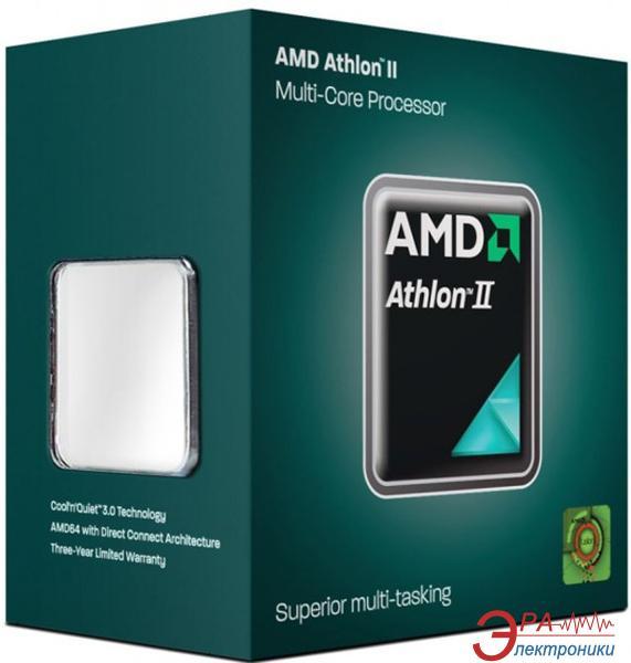 Процессор AMD Athlon II 64 X4 750K (AD750KWOHJBOX) socket FM2 Box