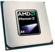 Процессор AMD Phenom II X4 975 Black Edition (HDZ975FBK4DGM) AM3 Tray