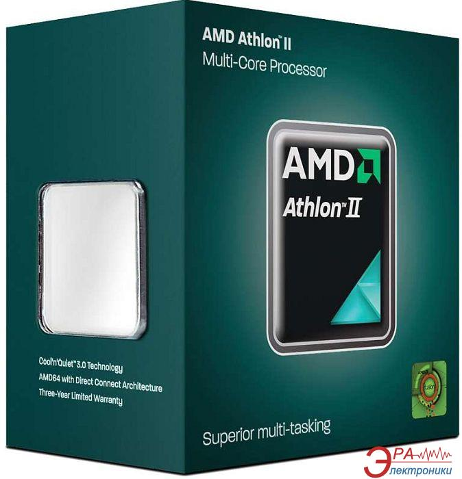 Процессор AMD Athlon II 64 X2 340 (AD340XOKHJBOX) socket FM2 Box