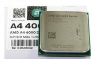 Процессор AMD A4 X2 4000 (AD4000OKHLBOX) socket FM2 Box