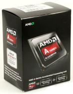 Процессор AMD A8 X4 6600K (AD660KWOHLBOX) socket FM2 Box