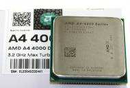 ��������� AMD A4 X2 4000 (AD4000OKHL) socket FM2 Tray