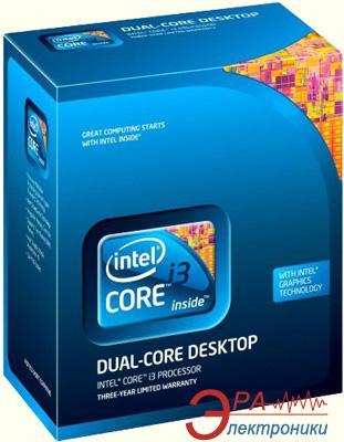 Процессор Intel Core i3 2100 Socket-1155 Box