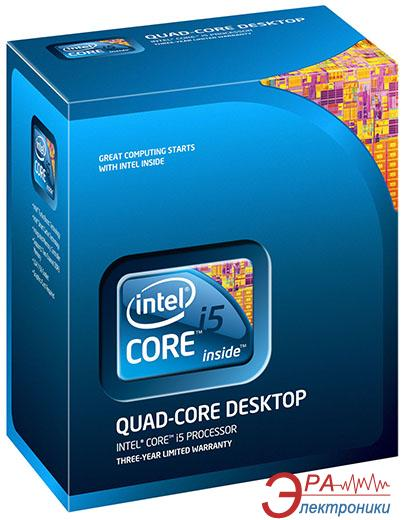 Процессор Intel Core i5 750 Socket-1156 Box