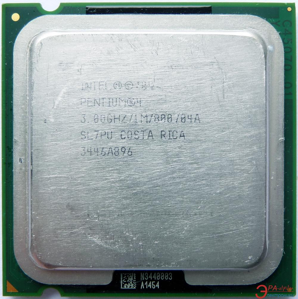 Процессор Intel Pentium 4 530 Socket-775 Tray