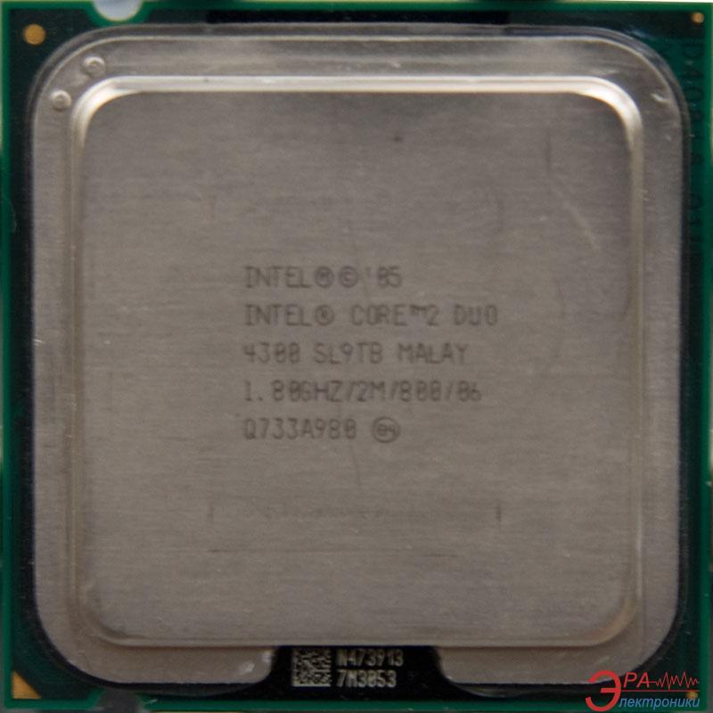 Процессор Intel Core 2 Duo E4300 Socket-775 Tray