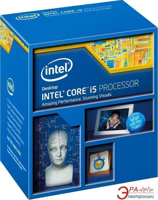 Процессор Intel Core i5 4440 (BX80646I54440) Socket-1150 Box