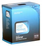 ��������� Intel Pentium Dual-Core E6700 Socket-775 Box