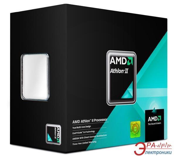 Процессор AMD Athlon II 64 X4 635 AM3 Box