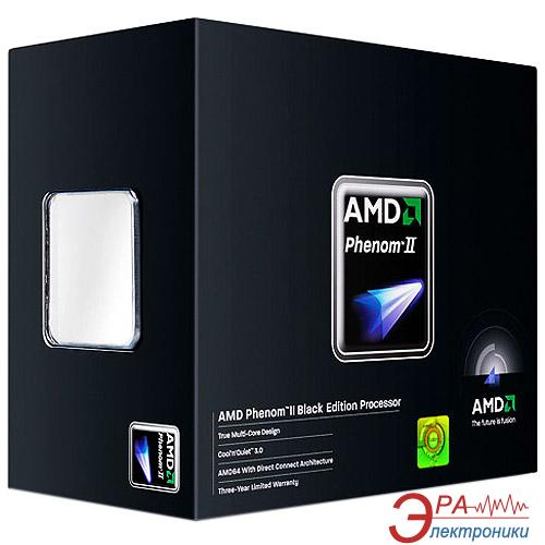 Процессор AMD Phenom II X4 955 AM3 Box