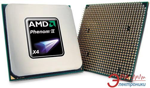 Процессор AMD Phenom II X4 920 AM2+ Tray