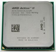 ��������� AMD Athlon II 64 X2 220 AM3 Tray