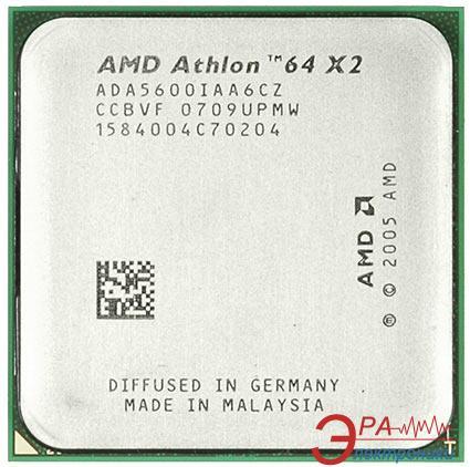 Процессор AMD Athlon 64 X2 5600+ AM2 Tray
