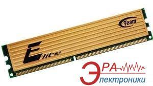 Оперативная память DIMM DDR 1024 Мб 400 MHz PC3200 Team (3-4-4-8) (RET) (TEDR1024M400HC3)